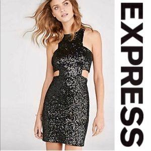 NWOT! Express Sequin Dress